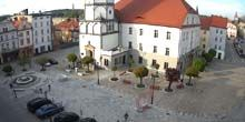 Webcam Klodzko - City Hall (Town Hall) of the town of Paczkow