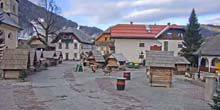 Webcam Kranjska Gora - Town Square