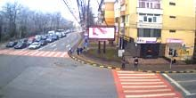 Webcam Suceava - Traffic on the streets