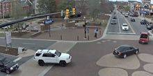 Webcam Auburn - The traffic on the streets