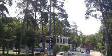 Webcam Jurmala - The restaurant on the Turaidas street