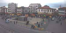 Webcam Konya - Entrance to the underground market