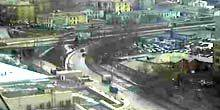 Webcam Krasnoyarsk - Street of Trade Unions