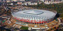 Webcam Warsaw - National stadium