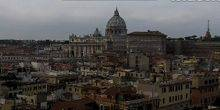Webcam Rome - The Vatican from the hotel Atlante Star
