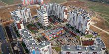 Webcam Moscow - Residential complex New Vatutinki