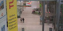 Webcam Cologne - Entrance Hall Cologne/Bonn Airport