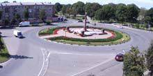 Webcam Pskov - Victory Square, Monument City of Military Glory