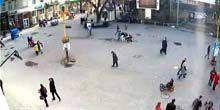 Webcam Ivano-Frankivsk - Vechevy Square