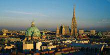 Webcam Vienna - Panoramic view of the city