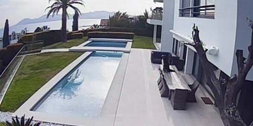 Webcam Agd - Villa by the sea