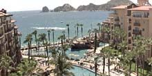 Webcam Cabo San Lucas - The territory of the hotel Villa Group Resorts
