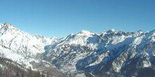 Webcam Briancon - Alps in the vicinity of Puy-Saint-Vincent