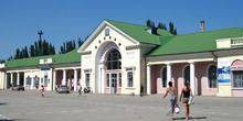 Webcam Feodosia - Railway station