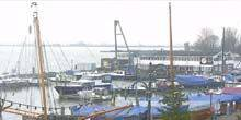 Webcam Amsterdam - Ship harbor Volendam