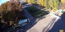 Webcam Poltava - Square in front of the stadium Vorskla