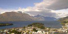 Webcam Queenstown - View of Lake Wakatipu