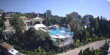 Webcam Sochi - Water park sanatorium Oktyabrsky