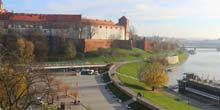 Webcam Krakow - Royal Castle Wawel
