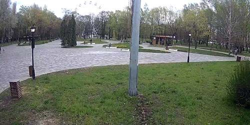 Webcam Lipetsk - Ferris wheel in the Lower Park