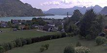 Webcam Salzburg - Lake Wolfgangsee in Sankt Gilgen