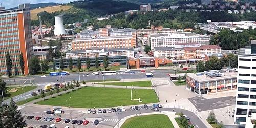 Webcam Zlin - Work Square