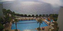 View from the Xanadu Island Hotel Bodrum