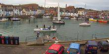 Webcam Weymouth - Marina with yachts