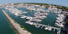 Webcam Key West - Berth with yachts