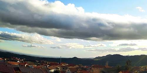Webcam Madrid - Panorama of the municipality of Zarzalejo