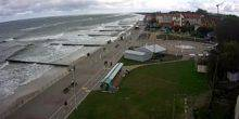 Webcam Kaliningrad - Zelenograd beach