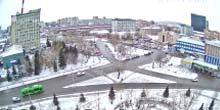 Webcam Krasnoyarsk - Zheleznodorozhny district, pre-trial detention center-1